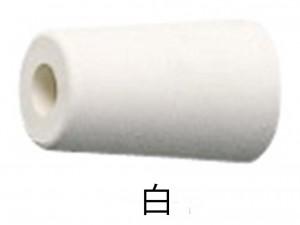 戸当りゴムD-187-40(白)